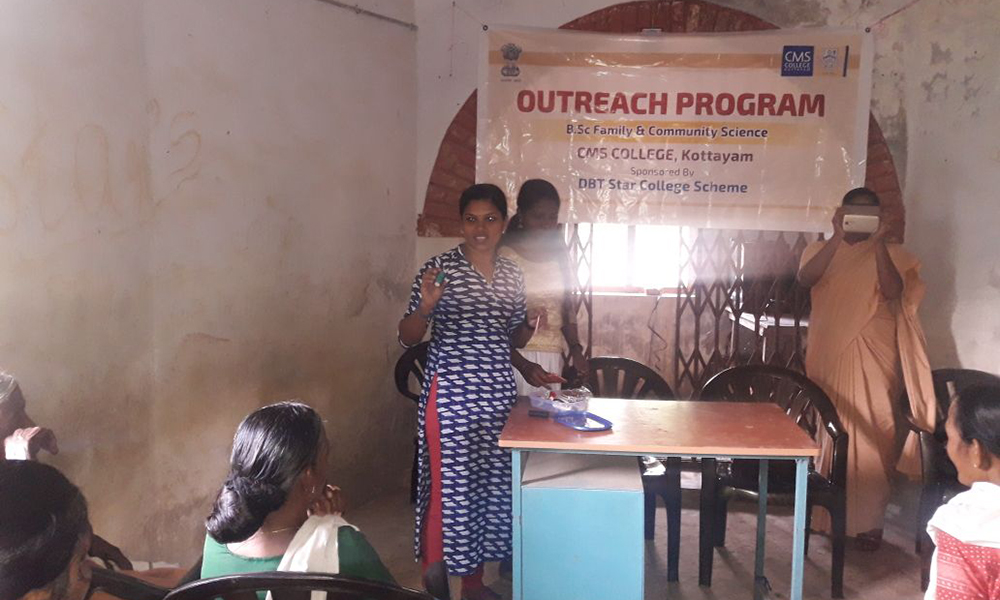 Outreach Programme-Wayanadu