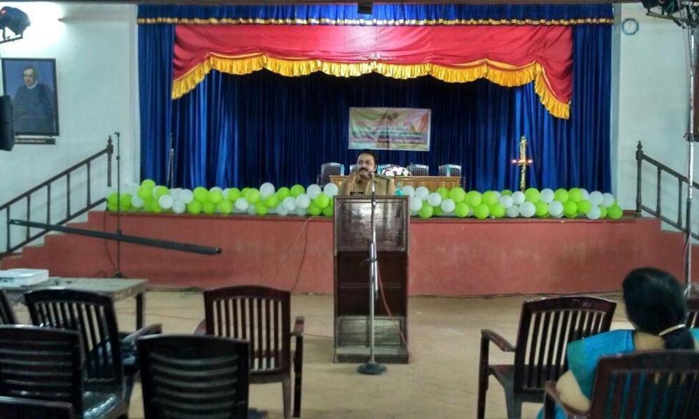 Talk by Dr. Jayan (1)